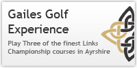 Gailes Golf Experience