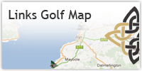 Links Golf Map