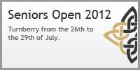 Seniors Open 2012