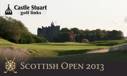 Scottish Open 2013 Castle Stuart Golf Links