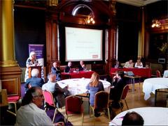 EDAS Presentation at Conference