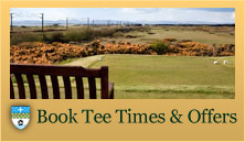 Book Your Visitor Tee Time with Kilmarnock Barassie