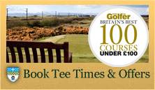 Book Your Visitor Tee Time Kilmarnock Barassie
