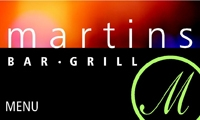 Martins Menu November 2010