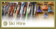 Ski hire