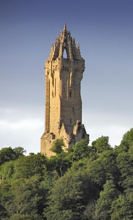 The National Wallace Monument, Stirling